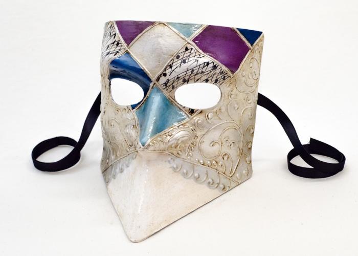 bauta mask federica 1
