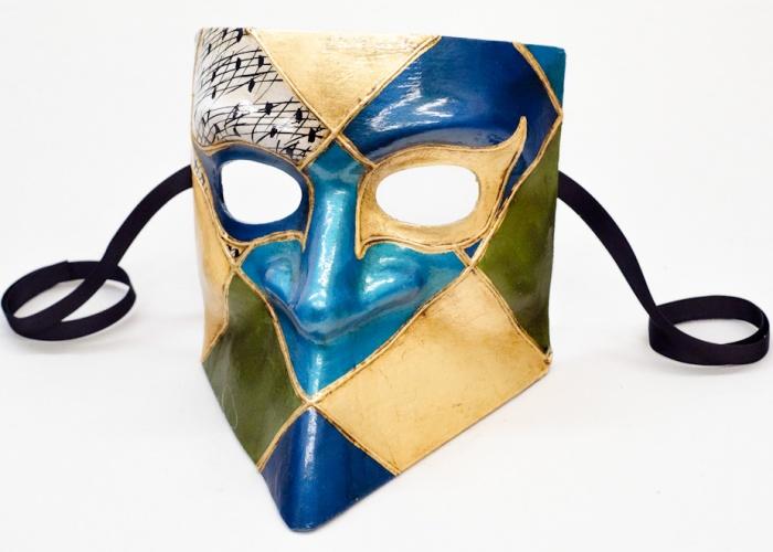 bauta mask federica 2