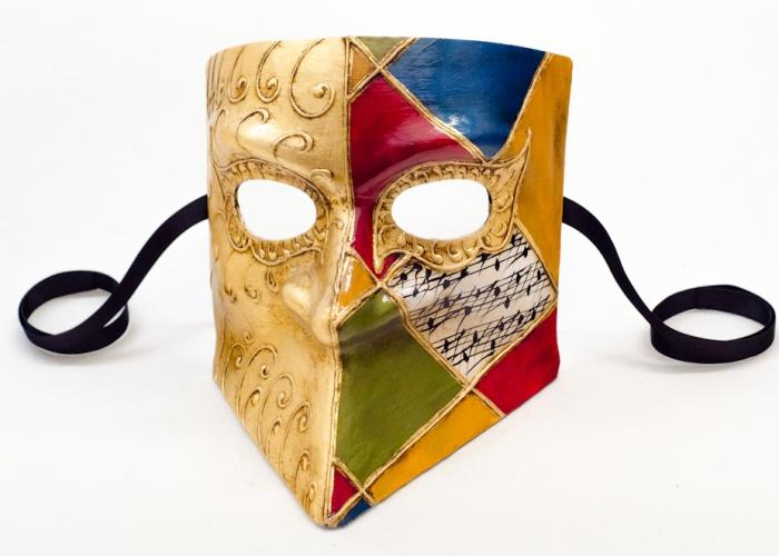 bauta mask federica 3