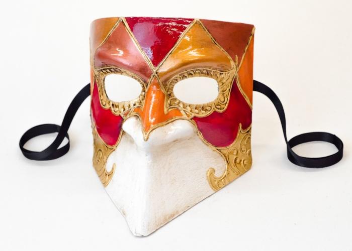 bauta mask federica 4