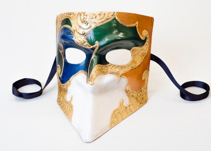 bauta mask federica 5