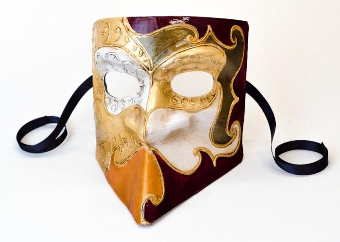 maschera bauta federica 6