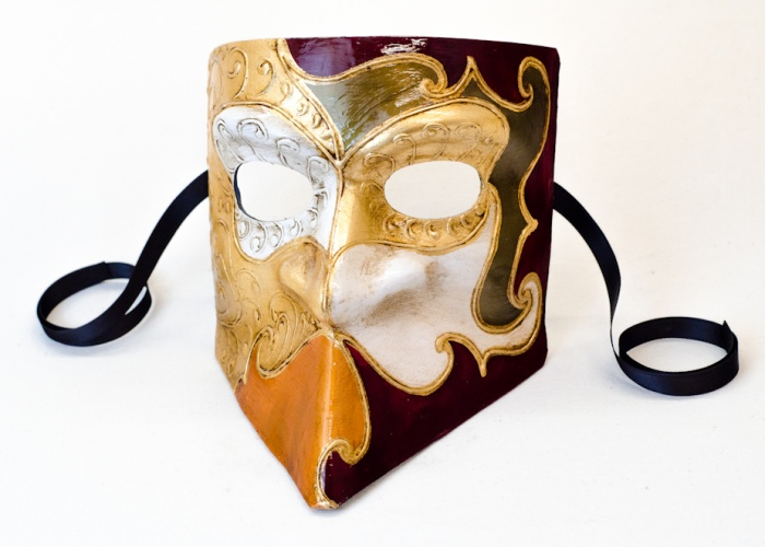 masque bauta federica 6