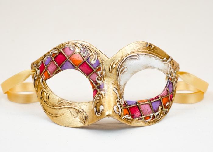 Masque Colombine Rococo 4