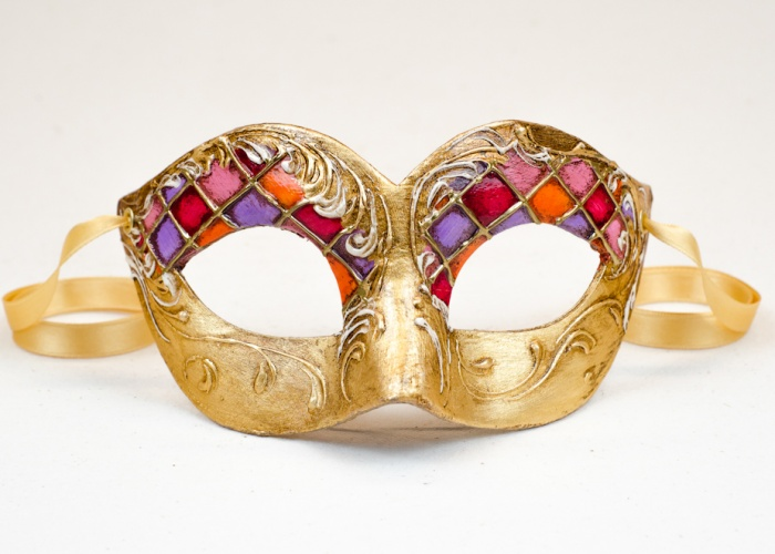 Buy Eye Mask Rococo 5