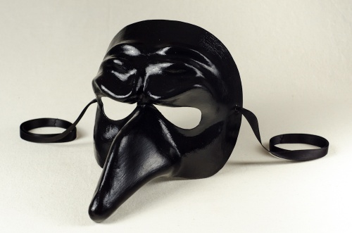 Capitano Mask Black