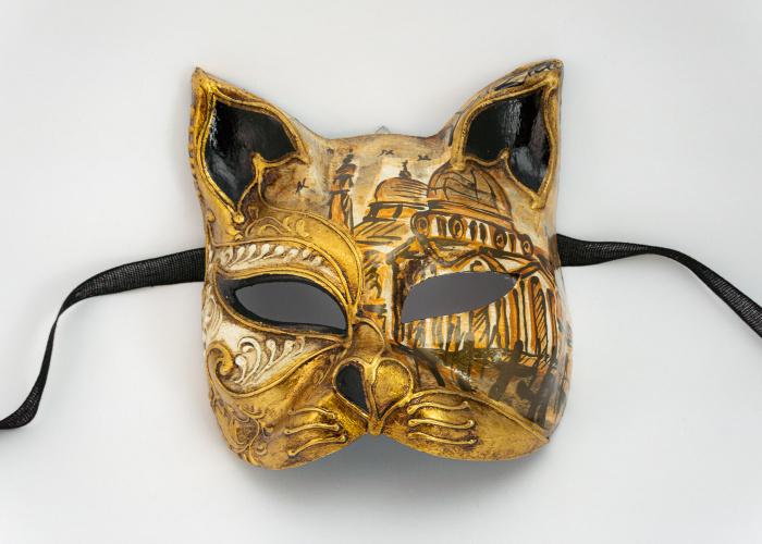 Cat Mask Fede Venezia 1
