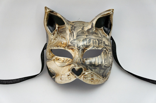 Cat Mask Fede Venezia 2
