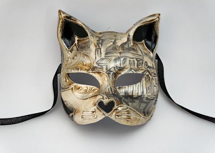 Cat Mask Fede Venezia 2