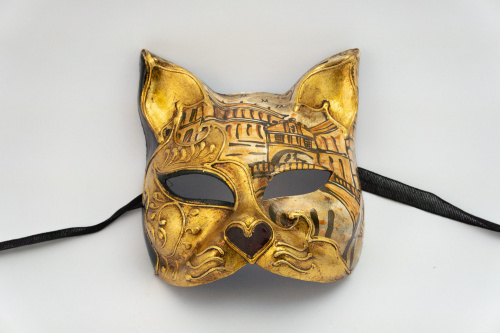 Cat Mask Fede Venezia 3