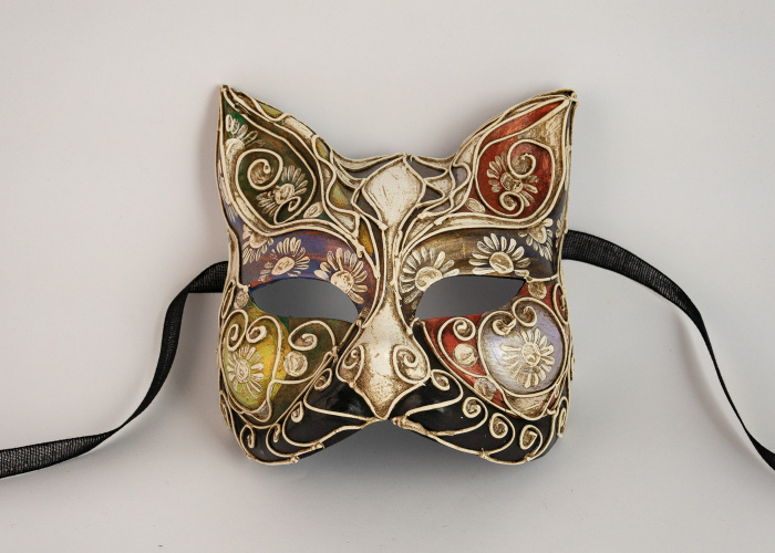 Cat Mask Marilyn 1