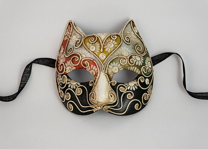 Cat Mask Marilyn Small