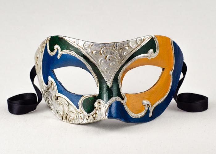 Maschera Colombina Federica 8