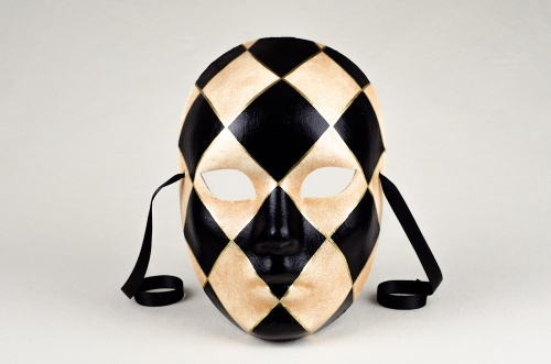 Face Mask Checkered Pattern 2