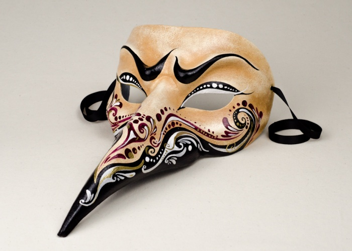 buy long nose mask cachemire 1