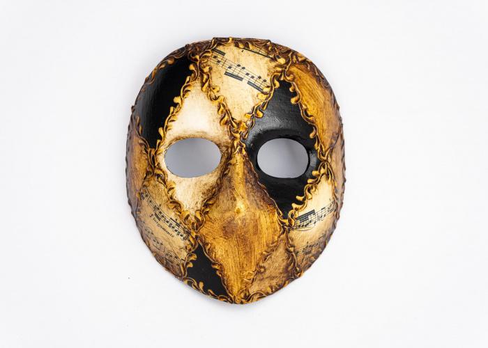 Moretta Mask Emanuele Black