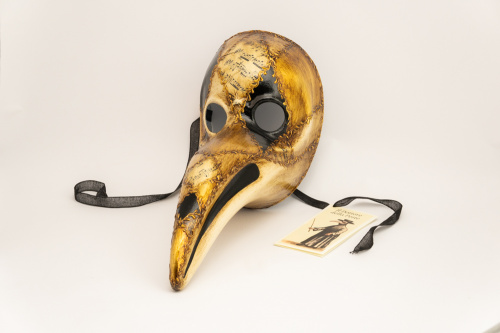 Plague Doctor Emanuele Black