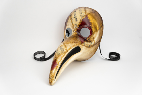 Plague Doctor Emanuele Red