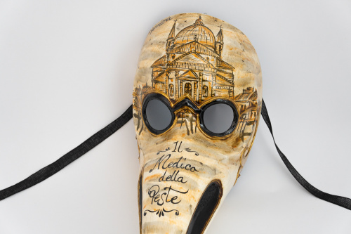 Plague Doctor Fede Venezia