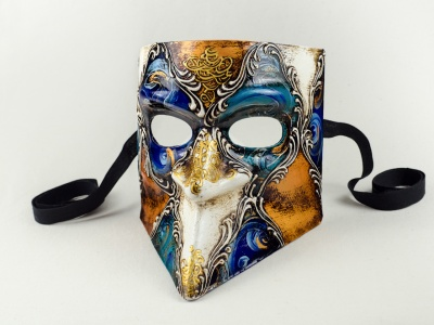 Bauta Mask Betty