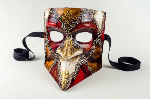 Bauta Mask Betty 2