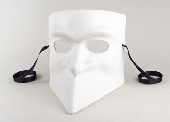 bauta mask classic