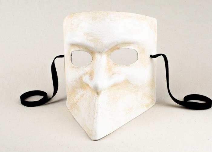 maschera bauta anticato