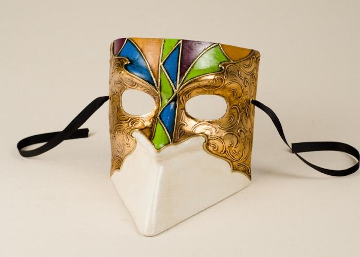bauta mask michele 1