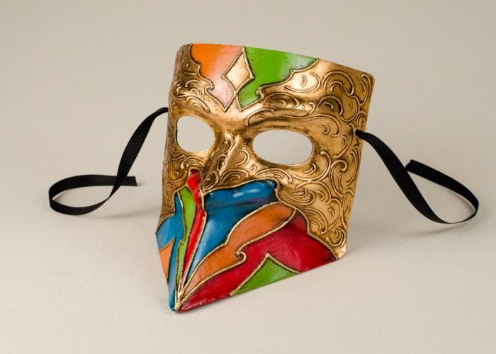 bauta mask michele 2