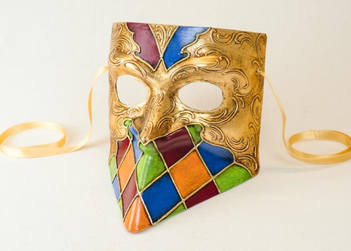 bauta mask michele 5
