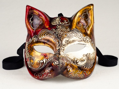 Masque Chat Betty 2