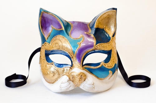 Masque Chat Federica 1