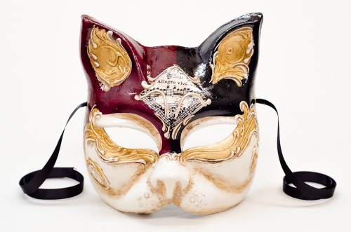 Cat Mask Roby 2