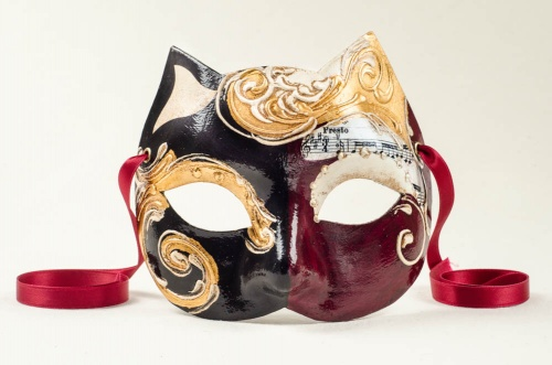 Cat Mask Roby Small 1