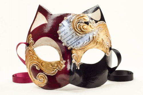 Cat Mask Roby Small 3