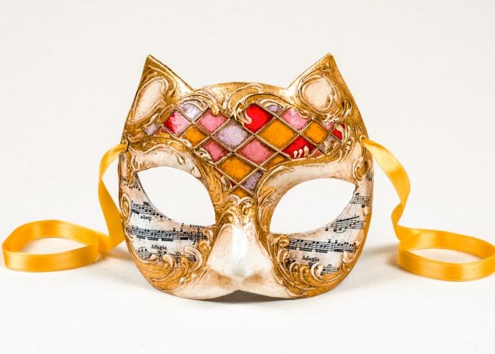 cat mask rococo small 2