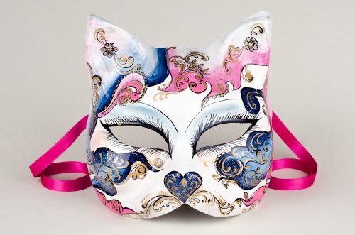 Masque Chat Sabrina 3