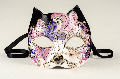 Cat Mask Sabrina Small 1