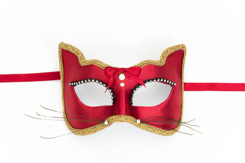 Eye Mask Whiskers Cat