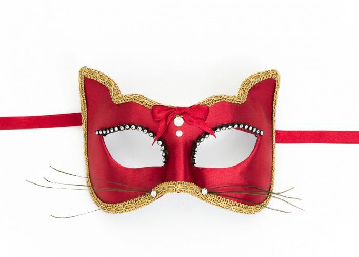 Eye Mask Whiskers Cat