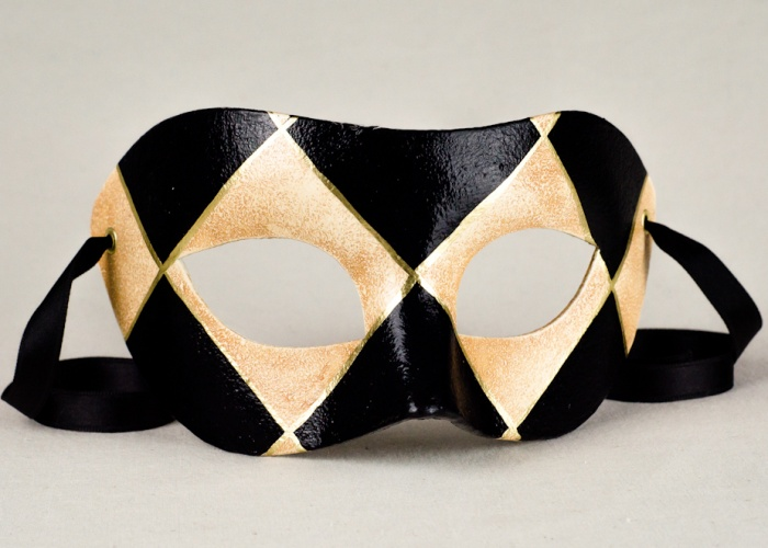 masque colombine classique 3