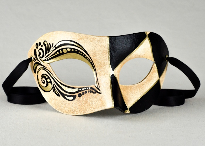 maschera colombina classica 5