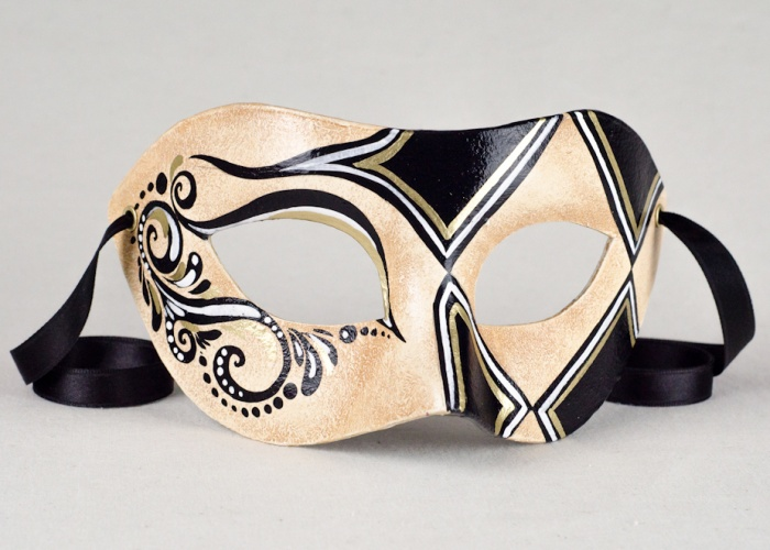 masque colombine classique 6