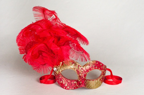 Eye mask Feathers Ketty 1