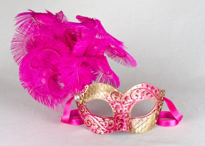 eye mask feathers ketty 3