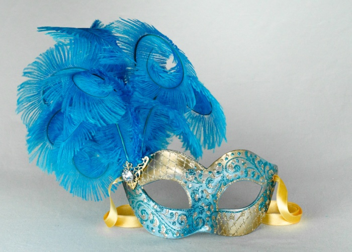 eye mask feathers ketty 5