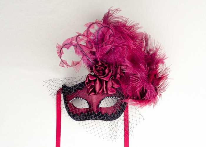 eye mask feathers nancy 4