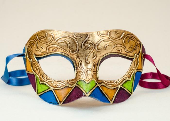 Masque Colombine Michele 1