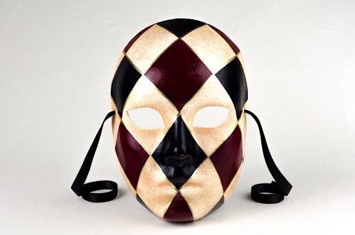 Face Mask Checkered Pattern 1