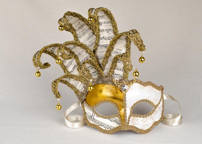 maschera colombina jolly 4
